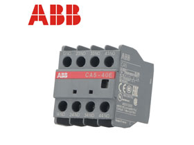 ABB交流接触器 辅助触头 触点CA5-40E