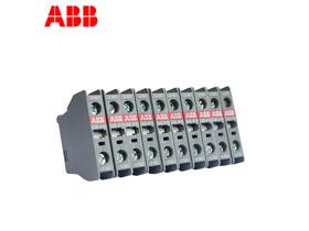 ABB交流接触器 辅助触头 触点CA5X-10