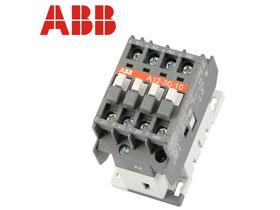ABB交流接触器A12-30-10 12A 220V380V