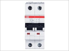 ABB微型断路器S202-C40