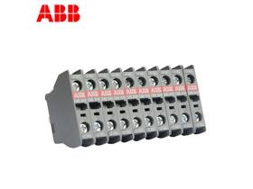 ABB交流接触器 辅助触头 触点CA5X-01