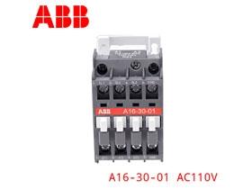 ABB交流接触器A16-30-01