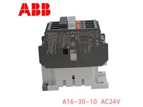 ABB交流接触器A16-30-10