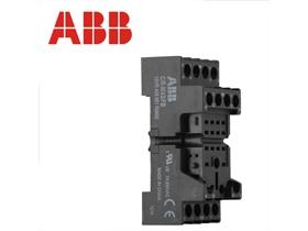 ABB小型继电器底座 CR-M4SFB