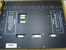 渭南TRICONEX 4119 安全系统卡件