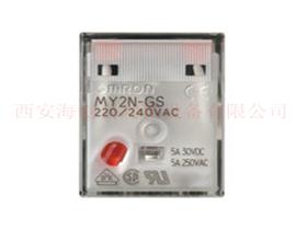 渭南MY2N-GS AC220/240 BY OMZ/C 中间继电器
