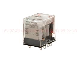 渭南MY2N-GS AC110/120 BY OMZ/C 中间继电器