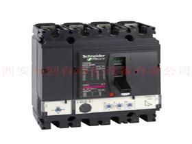 渭南NSX250H MIC2.2 100A 4P4D 塑壳配电保护断路器