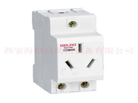 渭南CDB6XI310 导轨插座