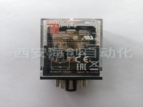 渭南MKS3P-D-5 DC24 BY OMZ 继电器