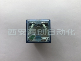 渭南LY2N-J DC24 BY OMI 中间继电器