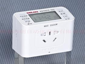 渭南KG316TP-10U AC220V 时控插板