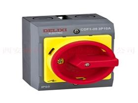 渭南CDF1-150 125A 3P 表面安装带防护外壳